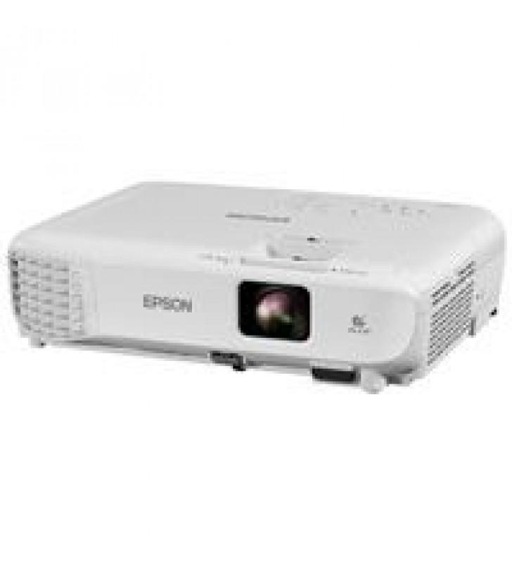 VIDEOPROYECTOR EPSON POWERLITE W05+ 3LCD WXGA 3300 LUMENES USB HDMI WIFI