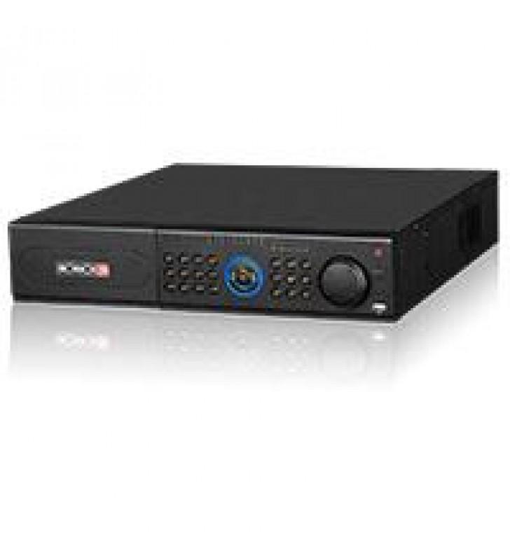 DVR PROVISION ISR  32 CANALES AHD HASTA 5 MP 1080P + 4 CH IP HASTA 4 MP (AHD / CVI / TVI / CVBS ) +