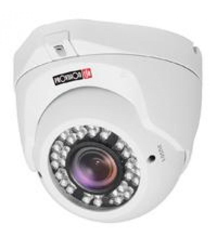 CAMARA PROVISION ISR DOMO AHD ECO 2 MP 1080P LENTE VARIFOCAL 2.8 A 12 MM IR 25 MTS AHD / CVI / TVI /
