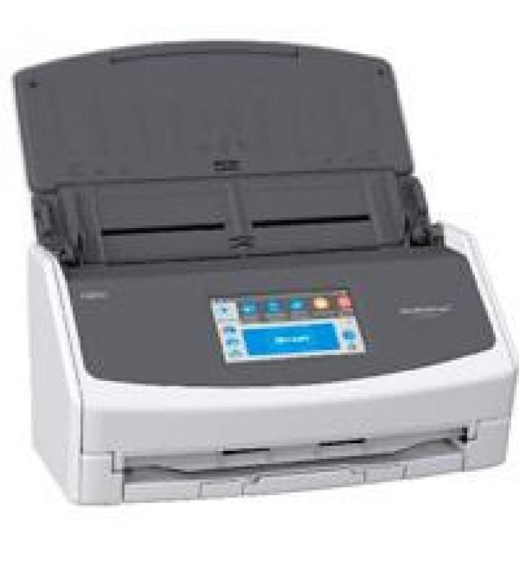 ESCANER DE DOCUMENTOS FUJITSU SCANSNAP IX1500 WIFI/USB A COLOR ESCALA DE GRISES Y EN BLANCO Y EN NEG