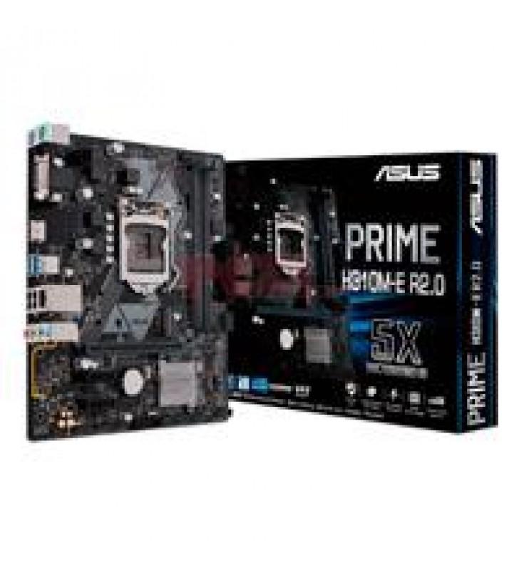MB ASUS H310 INTEL S-1151 8A GEN/ACTUALIZADA PARA 9A GEN/2X DDR4 2666/HDMI/D-SUB/M.2/4X USB3.1/MICRO