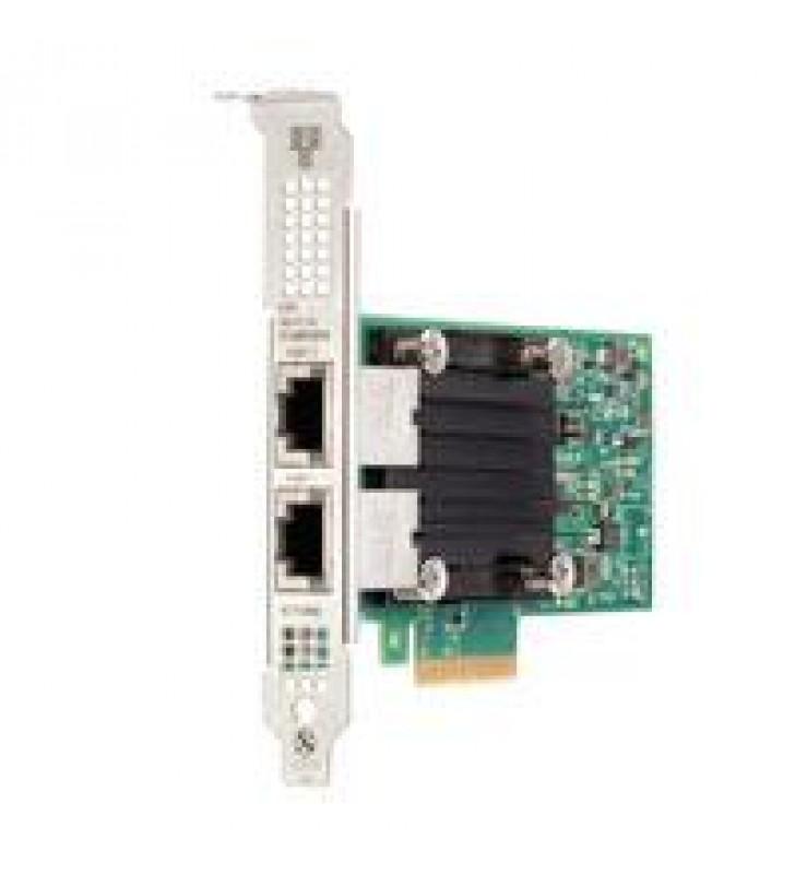 ADAPTADOR DE RED HPE 10GB CON 2 PUERTO BASE-T X555-AT2