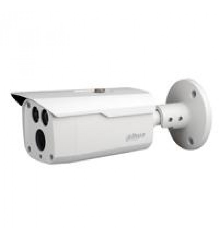 CAMARA DAHUA BULLET HDCVI /1080P/TVI /AHD /CVBS / LENTE 3.6MM/ SMART IR 80 MTS/ IP67/ 12VCD/ APERTUR