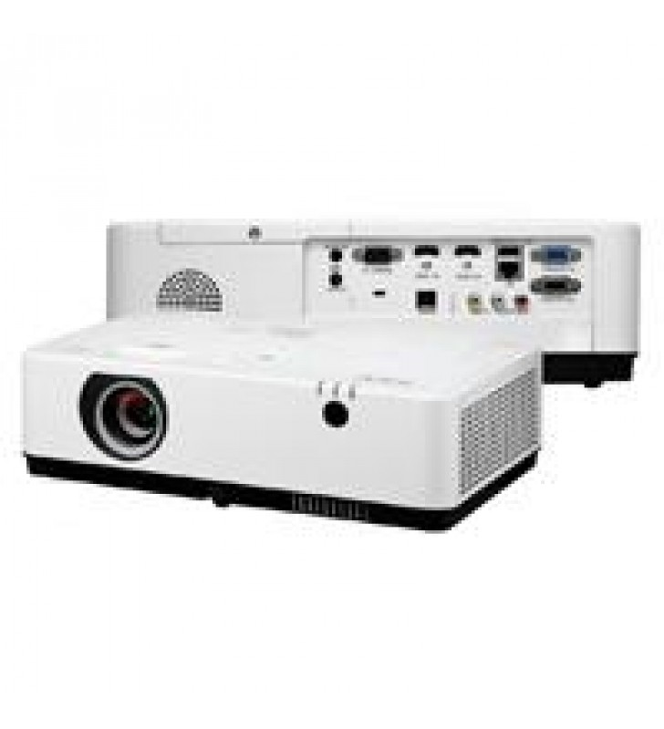 VIDEOPROYECTOR NEC NP-ME372W LCD WXGA 3700 LUMENES 1.7 ZOOM 160001 2 HDMI W/HDCP /RJ45 /16W /USB 3.2