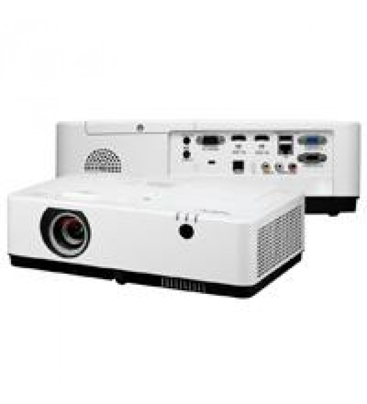 VIDEOPROYECTOR NEC NP-ME402X LCD XGA 4000 LUMENES 1.7 ZOOM 160001 2 HDMI W/HDCP /RJ45 /16W /USB 3.2