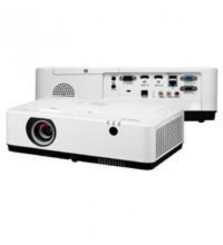 VIDEOPROYECTOR NEC NP-MC382W LCD WXGA 3800 LUMENES 1.2 ZOOM 160001 2 HDMI W/HDCP /RJ45 /16W /USB 3.2
