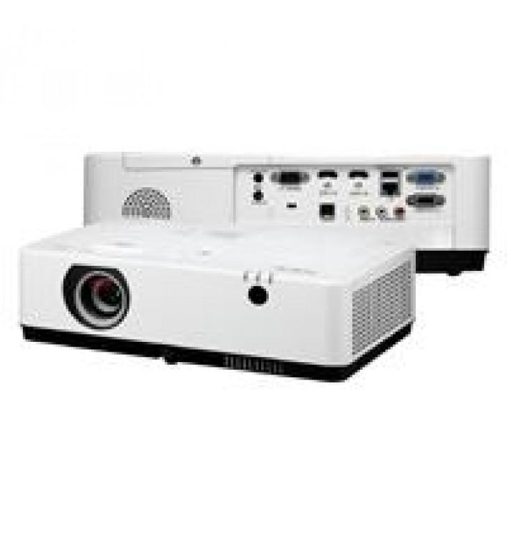 VIDEOPROYECTOR NEC NP-MC372X LCD XGA 3700 LUMENES 1.2 ZOOM 160001 2 HDMI W/HDCP /RJ45 /16W /USB 3.2