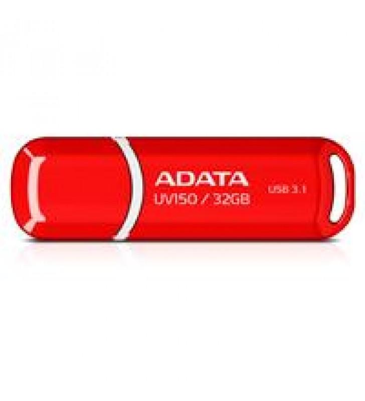 MEMORIA ADATA 32GB USB 3.2 UV150 ROJO