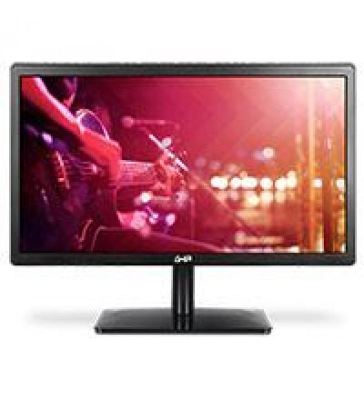 MONITOR LED GHIA /19.5 PULGADAS / RESOLUCION HD 1600X900 PX / VGA/HDMI / NEGRO