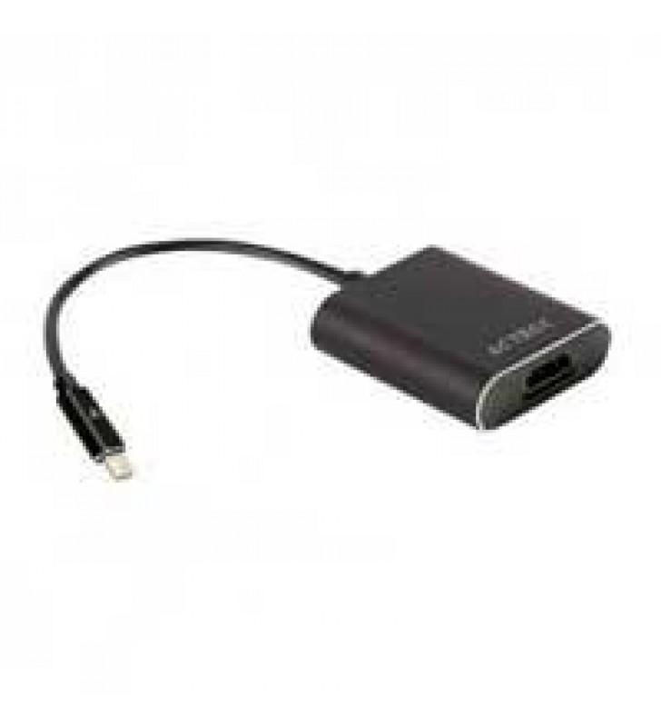 CONVERTIDOR USB TIPO C A HDMI ACTECK/ COLOR NEGRO/AC-923040