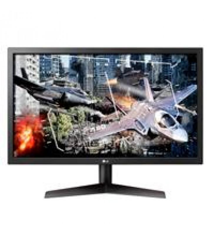 MONITOR GAMER ULTRAGEAR LED LG 24GL600F-B 23.6 FHD 1920X1080 ASPECTO 16:9 144HZ TR 1MS PANEL TN HDMI