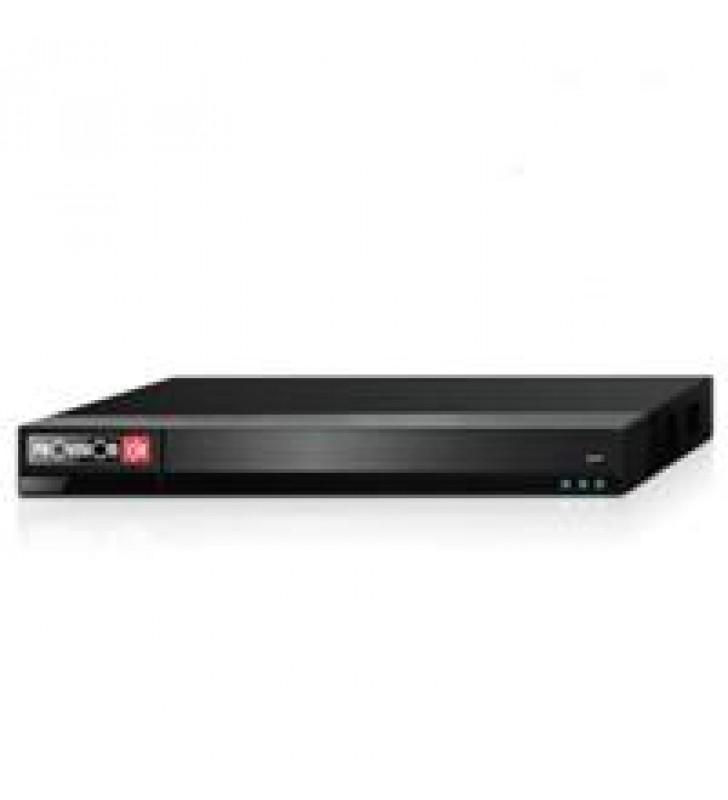 NVR PROVISION ISR DE 16 CANALES HASTA 8 MP NO POE ULTRA HD 4K ONVIF H.265 P2P PTZ SOPORTA ANALTICOS