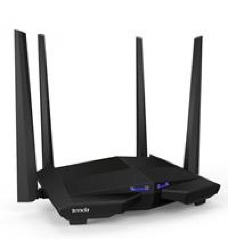 ROUTER AC10U AC1200 802.11 AC/B/G/N DUAL-BAND 4 ANTENAS EXTERNAS MU-MIMO + BEAMFORMING VPN IPTV 4 PU