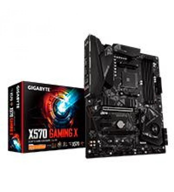 MB GIGABYTE X570 AMD S-AM4 3A GEN/4XDDR4 2933MHZ/PCIE 4.0/HDMI/4XUSB 3.2/M.2/ATX/GAMA ALTA/GAMER/RGB