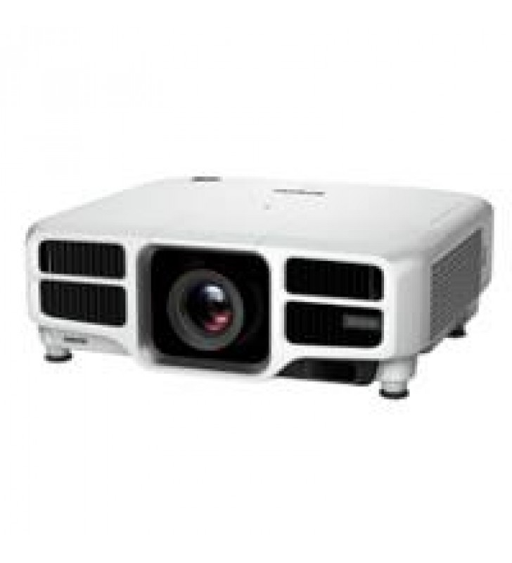 VIDEOPROYECTOR EPSON POWERLITE PRO L1100U 3LCD WUXGA/4KE 8000 LUMENES RED HDMI LASER LENTE ESTANDAR