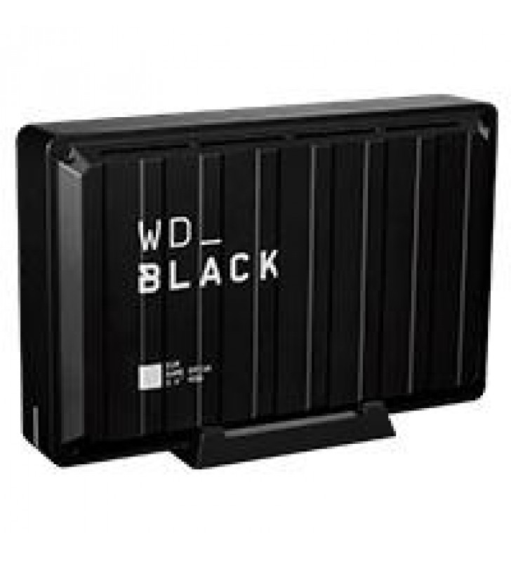 DD EXTERNO PORTATIL 8TB WD BLACK D10 GAME DRIVE NEGRO USB 3.2/PS4 /PS4 PRO/XBOX ONE/WIN/MAC