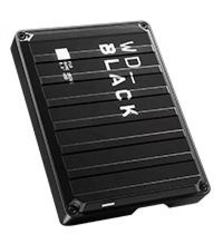 DD EXTERNO PORTATIL 4TB WD BLACK P10 GAME DRIVE NEGRO USB 3.2/PS4 /PS4 PRO/XBOX ONE/WIN/MAC