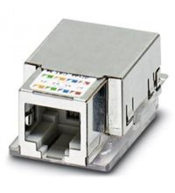 RJ45INSERTO HEMBRA PHOENIX CONTACT IP208 POLOSCAT5APANTALLADO VS-08-BU-RJ45-5-F/PK