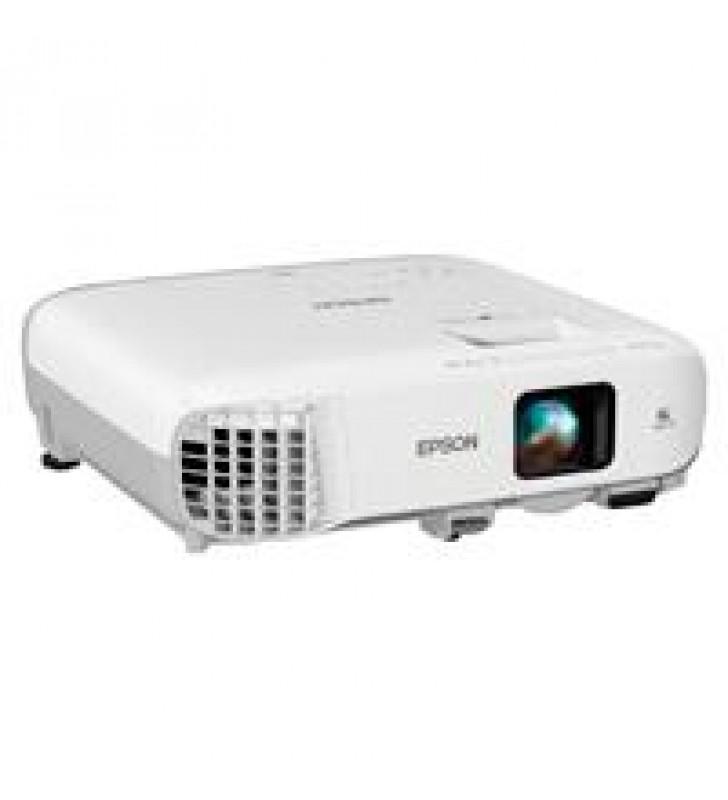 VIDEOPROYECTOR EPSON POWERLITE 970 3LCD XGA 4000 LUMENES RED HDMI (WIFI OPCIONAL)