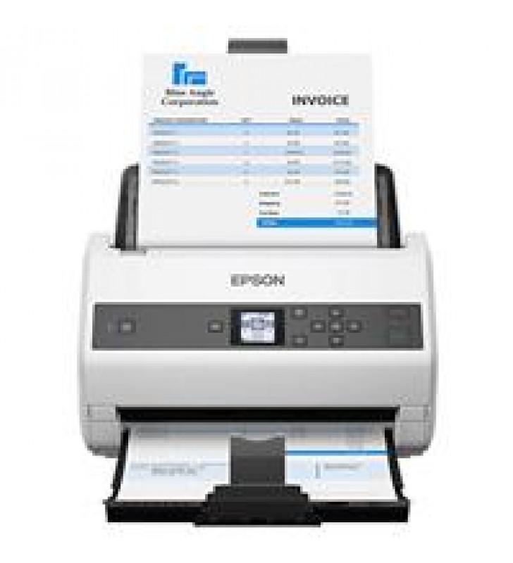 SCANNER EPSON WORKFORCE DS-970 85 PPM/170 IPM 600 DPI 30 BITS USB ADF DUPLEX