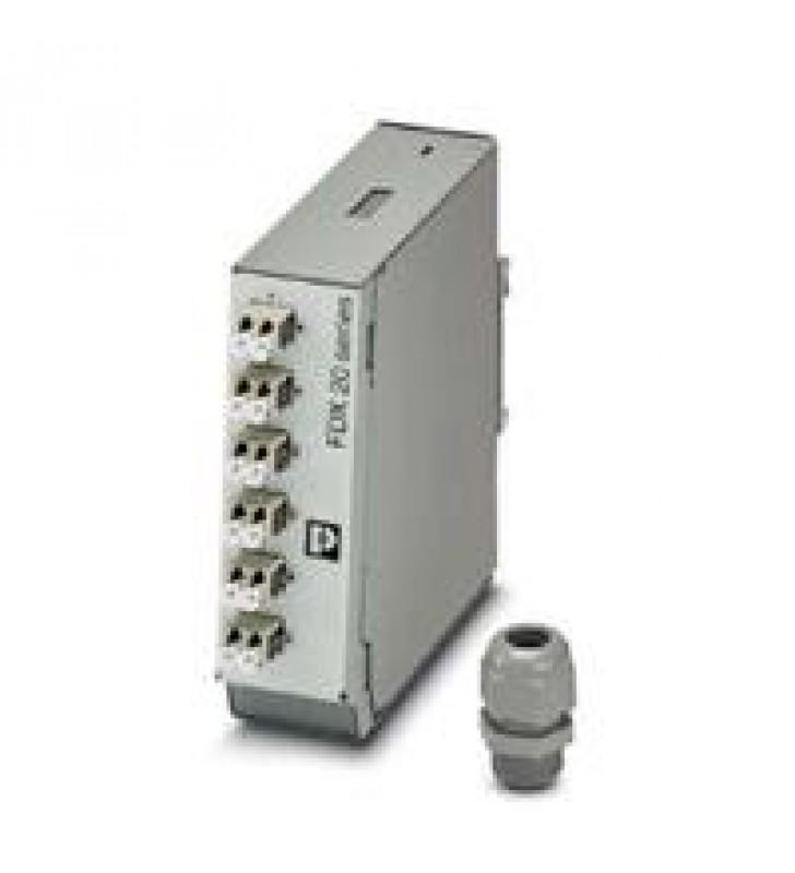 CAJA DE EMPALME-PHOENIX CONTACT - FOC-FDX20-PP-LCD6-MM