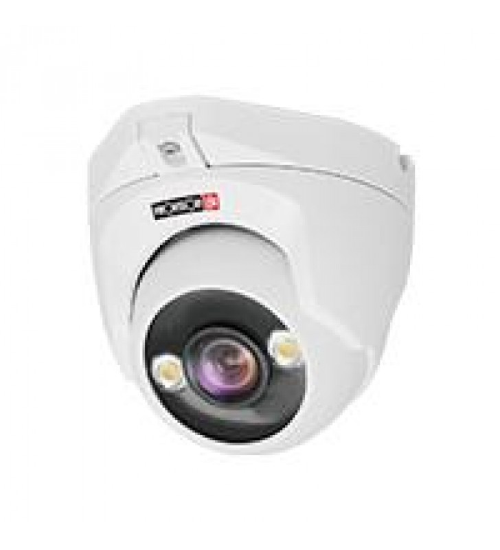 CAMARA PROVISION ISR DOMO AHD 2 MP 1080P SERIE SIRIUS IR 15 MTS LENTE FIJO 3.6 MM AHD / CVI / TVI /