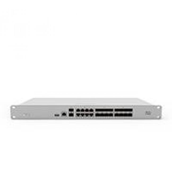 FIREWALL CISCO MERAKI MX250-HW CLOUD MANAGED NETWORKING AND SECURITY (REQUIERE LICENCIAMIENTO OBLIGA