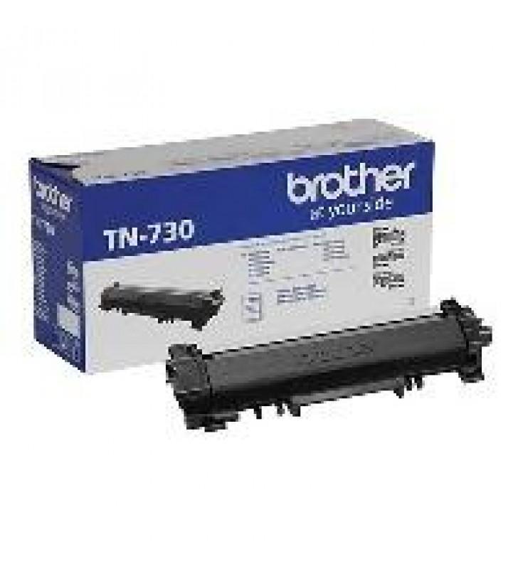 TONER BROTHER TN730 MONOCROMATICO RENDIMIENTO ESTANDAR DE 1200 PARA EQUIPO DCPL2551DW