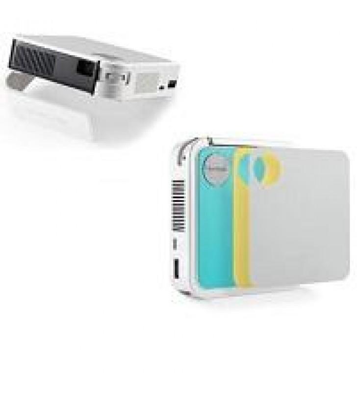 VIDEOPROYECTOR VIEWSONIC DLP DE BOLSILLO M1MINI/RGB/WVGA /120 LUMENS/HDMI 1.4 CON HDCP 1.4 /USB 2.0