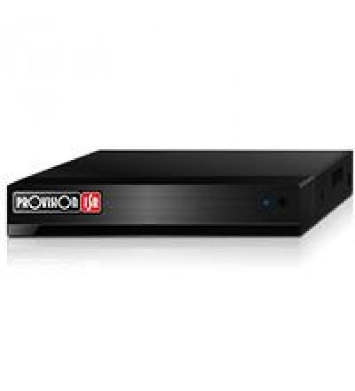 DVR PROVISION ISR HIBRIDO IP 2 MP LITE 1080P 8 CH AHD ESTNDAR BNC 1 CH IP AHD / CVI / TVI / CVBS IP