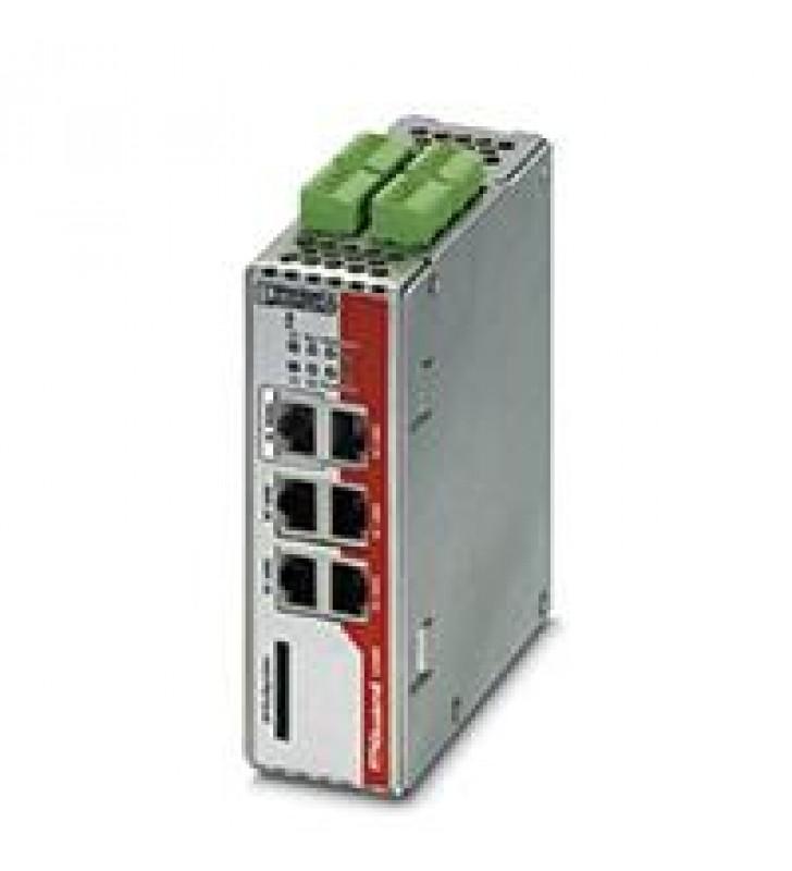 ENRUTADOR CORTAFUEGO- PHOENIX CONTACT - FL MGUARD RS2005 TX VPN