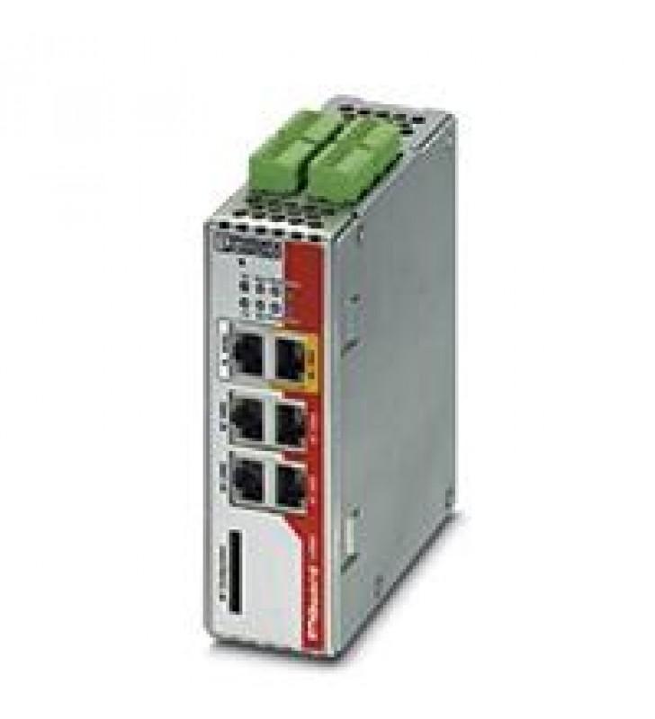 ENRUTADOR CORTAFUEGO-PHOENIX CONTACT - FL MGUARD RS4004 TX/DTX VPN