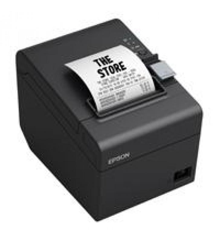 MINIPRINTER EPSON TM-T20III TERMICA 80 MM O 58 MM SERIAL-USB AUTOCORTADOR NEGRA