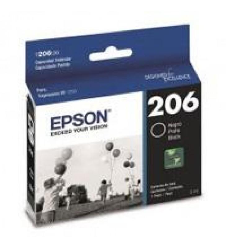 CARTUCHO EPSON MODELO T206 NEGRO PARA XP-2101
