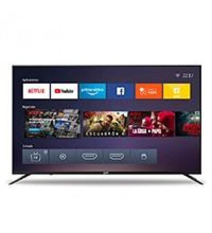 TELEVISION LED GHIA NETFLIX UHD 65 PULG 4K 3 HDMI / 2 USB / RCA/OPTICO/3.5MM 60HZ