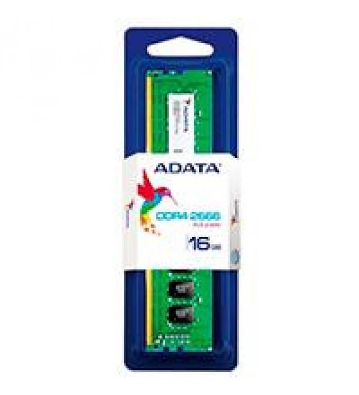 MEMORIA ADATA UDIMM DDR4 16GB PC4-21300 2666MHZ CL19 288PIN 1.2V PC