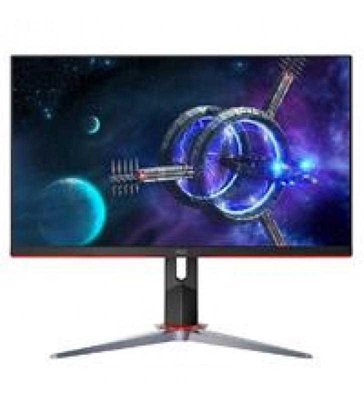 MONITOR LED GAMER AOC IPS 27 /ENTRADAS HDMI / VGA / DISPLAYPORT / ASPECTO 16:9 / TR 1 MS / AMD FREE