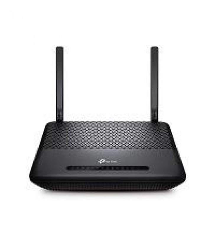 ROUTER GPON VOIP INALAMBRICO TP-LINK ARCHER XR500V AC1200 BANDA DUAL 2.4GHZ A 300MBPS Y 5GHZ A 867MB