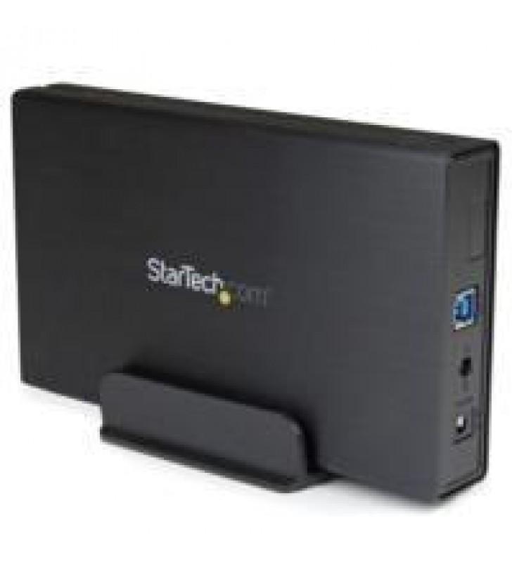 GABINETE USB 3.1 GEN 2 DE 10GBPS PARA DISCO SATA III DE 3.5 PULGADAS - CARCASA PORTaTIL - STARTECH.C