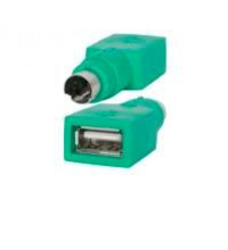 ADAPTADOR CONVERTIDOR PARA MOUSE USB A PS/2 - HEMBRA A MACHO - STARTECH.COM MOD. GC46FM