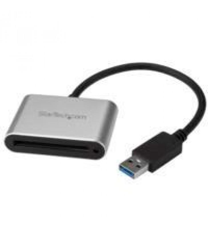 LECTOR / GRABADOR USB 3.0 DE TARJETAS DE MEMORIA FLASH CFAST 2.0 - STARTECH.COM MOD. CFASTRWU3