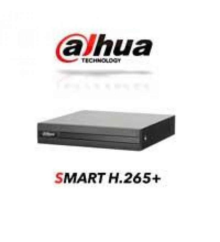 DVR DAHUA COOPER XVR1B08 / 8 CANALES PENTAHIBRIDO 1080P LITE/ 720P / H265+/ 2 CH IP ADICIONALES 8+2/