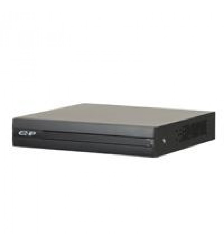 NVR DAHUA 4 CANALES IP / H265 / H264 / 4 PUERTOS POE / RENDIMIENTO 40 MBPS / HDMI / VGA / PUERTO SAT