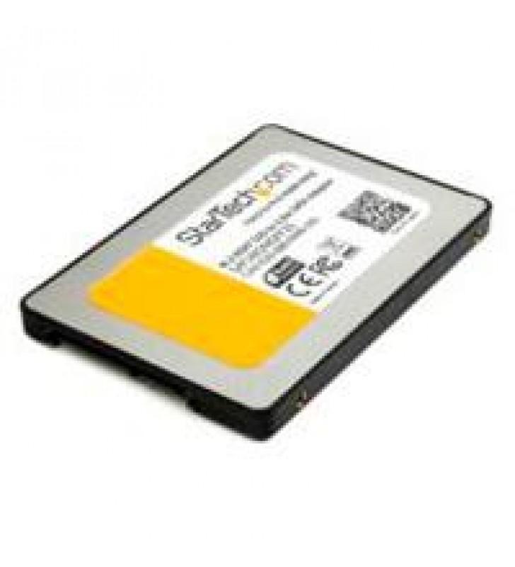 ADAPTADOR SSD M.2 A SATA III DE 2.5 PULGADAS CON CARCASA PROTECTORA - CONVERTIDOR NGFF DE UNIDAD SSD