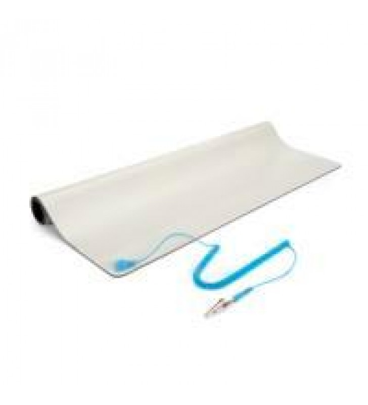 TAPETE ANTIESTATICO DE PVC DE 60CM X 69CM - ANTISTATIC MAT - BEIGE - STARTECH.COM MOD. M3013