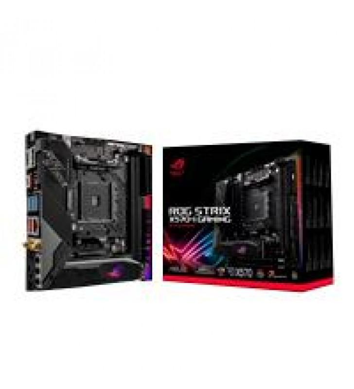 MB ASUS X570 AMD S-AM4 3A GEN/2X DDR4 2933/PCIE 4.0/HDMI/DP/M.2/WIFI/BLUETOOTH/4X USB3.2/MINI ITX/GA