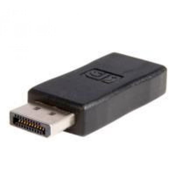 ADAPTADOR DE VIDEO DISPLAYPORT A HDMI - CABLE CONVERTIDOR DP - HEMBRA HDMI - MACHO DP - HASTA 1920X1