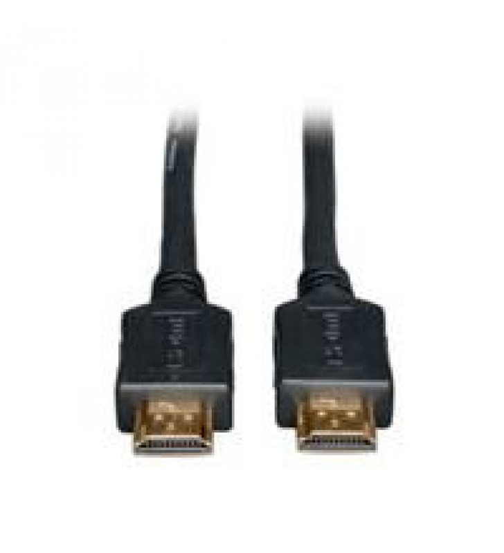 CABLE HDMI TRIPP-LITE P568-035 DE ALTA VELOCIDAD ULTRA HD 4K VIDEO DIGITAL CON AUDIO M/M NEGRO BANAD
