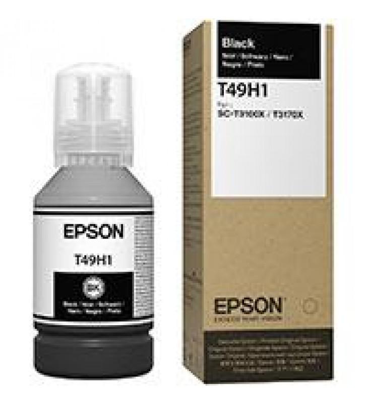 CARTUCHO EPSON MODELO T49H NEGRO PARA T3170X (140 ML)