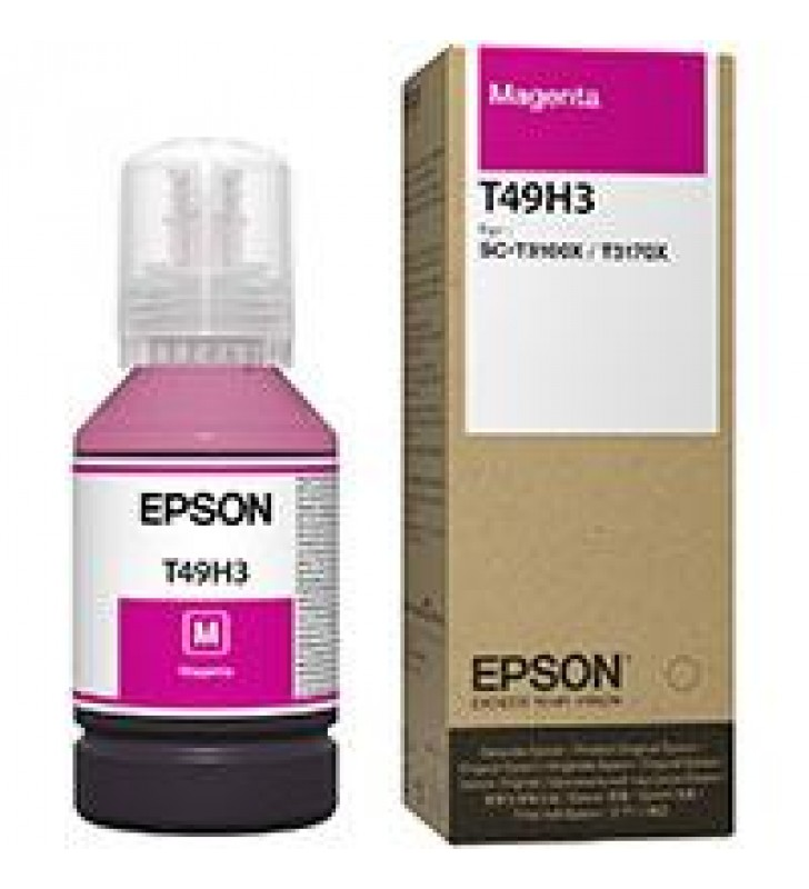 CARTUCHO EPSON MODELO T49H MAGENTA PARA T3170X (140 ML)